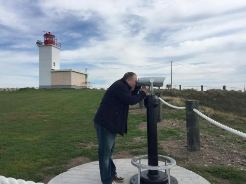 Viewing scope / Lunettes d'observation